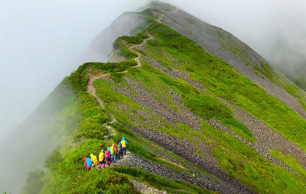 グループで登山・ハイキングに行くなら貸切バスがおすすめ!