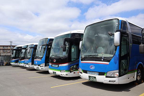 """バスの乗車場所はどう決めたら良いの?旅のスタートをスムーズにする為の""""バス配車図""""作成ポイントをお伝えします!"""