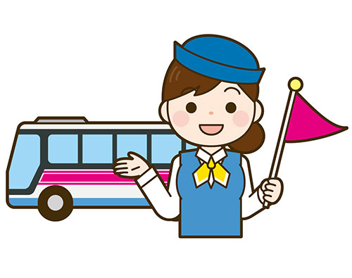 バスの中での過ごし方ー移動時間を有効に!密を避けたバスレクを伝授ー
