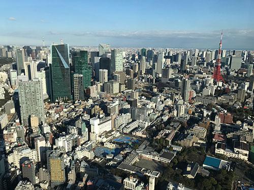 東京は展望台の宝庫